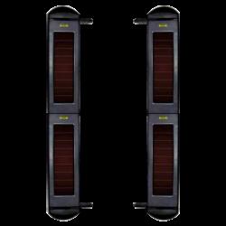 Detector de barrera solar...