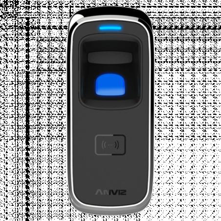 Lector biométrico autónomo...