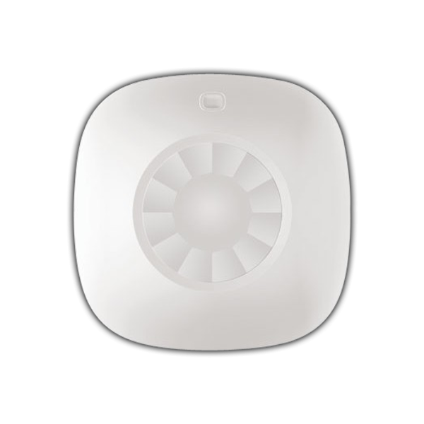 Color Blanco. Potencia Sonora Regulable Entre 85 y 113 dB AJAX AJSS StreetSiren Sirena de Exterior sin Cables