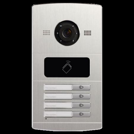 Videoportero IP para 4...