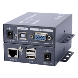 Extensor de señal VGA-KVM-EXT