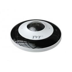 Cámara IP Fisheye TVT 6Mpx.