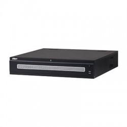 NVR 128ch 384Mbps 4K H265...