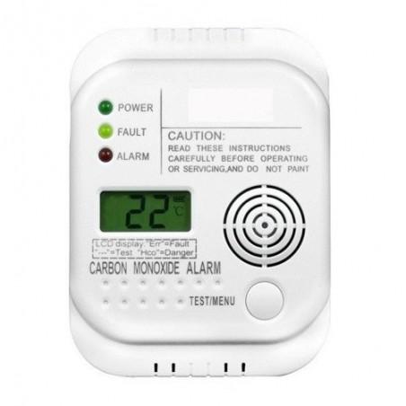 Detector de monóxido de...