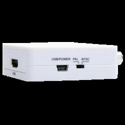 Convertidor AV a HDMI...