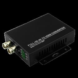 Convertidor BNC a HDMI...