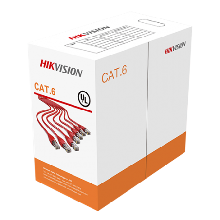 Cable UTP Hikvision DS-1LN6-UU