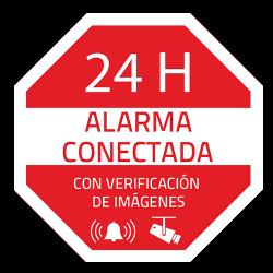 Adhesivo Alarma 24H