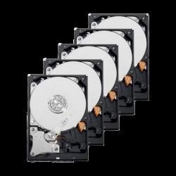 Pack de 10 discos duros...