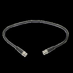 Cable coaxial preparado...