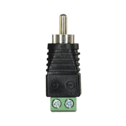 Conector RCA macho x10 CON295
