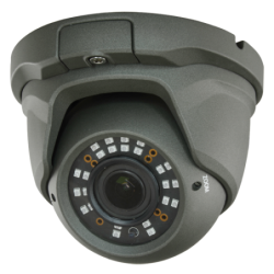 Cámara domo HDCVI 1080p...